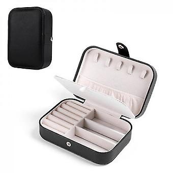 Double Layer Travel Jewelry Organizer(Color3)