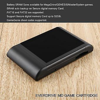 Professional voor SEGA EverDrive MD Console Cartridge Vintage Console Cartridge