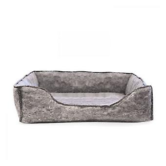"K&H Amazin' Kitty Lounge Sleeper - Gray - 13"" Long x 17"" Wide"