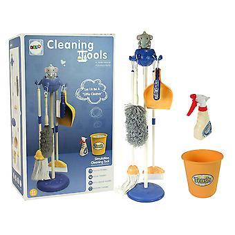 Reinigungsset Kind - mit Standard - und 7 Teilen
