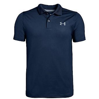 Under Armour Performance Golf Polo Shirt Junior Boys