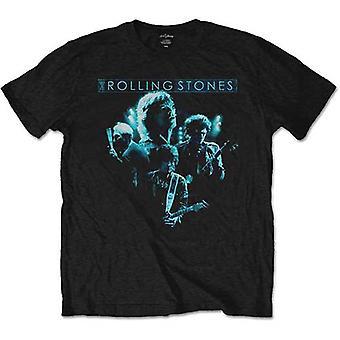 Rolling Stones unisex tee: band glöd