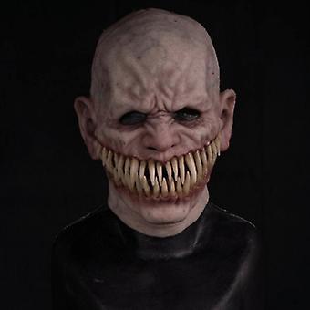 Vassago Devil Halloween Cosplay Horror Demon Fuld Mask