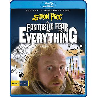 Fantastic Fear of Everything [Blu-ray] USA import
