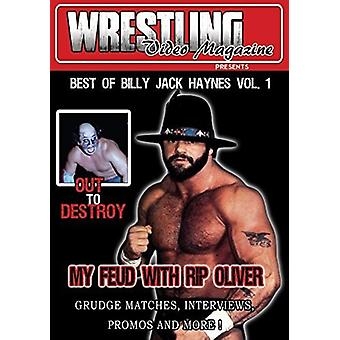 Best of Billy Jack Haynes Vol.1 [DVD] USA import