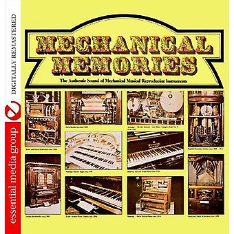 Mechanical Memories: The Authentic Sound of Mechan - Mechanical Memories: The Authentic Sound of Mechan [CD] USA import