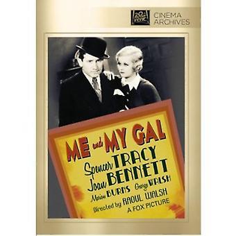 Me & USA My Gal [DVD] import