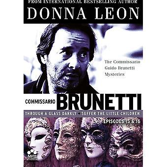 Donna Leon's Commissario Guido Brunetti Mysteries: Episodes 15 & 16 [12 Discs] [DVD] USA import