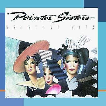Importer des Pointer Sisters - Greatest Hits [CD] é.-u.