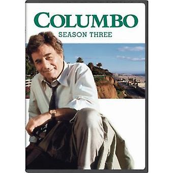 Columbo - Columbo: Seizoen 3 [DVD] USA importeren