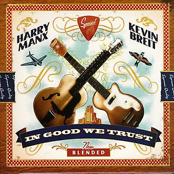 Manx/Breit - In Good We Trust [CD] USA import