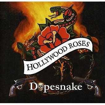 Rosas de Hollywood - importar de Estados Unidos Dopesnake [CD]