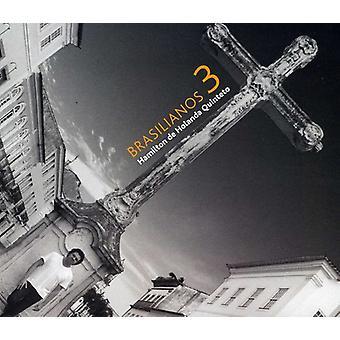 Hamilton De Holanda Quinteto - Brasilianos 3 [CD] USA import