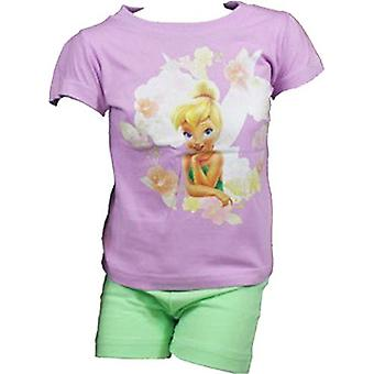 Disney Fairies Tinkerbell meisjes Shortie Pyjamas
