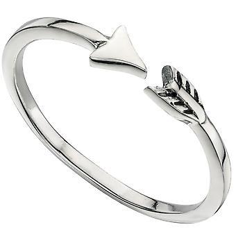 925 Silver Arrow Ring