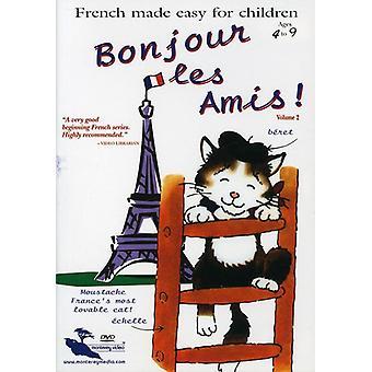 Vol. 2-Bonjour Les Amis [DVD] USA import
