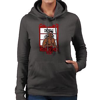 Chong Li House of Pain Bloodsport Women's Hooded Sweatshirt