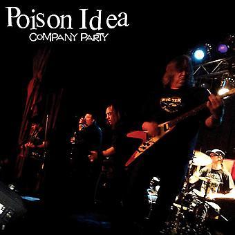 Poison Idea - Company Party [CD] USA import