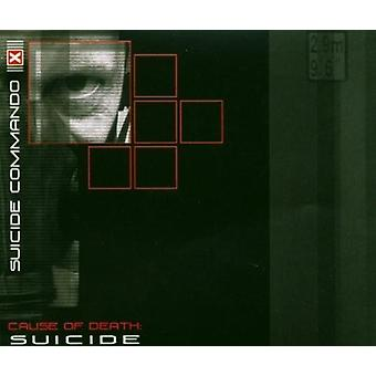 Suicide Commando - Cause of Death: Suicide [CD] USA import