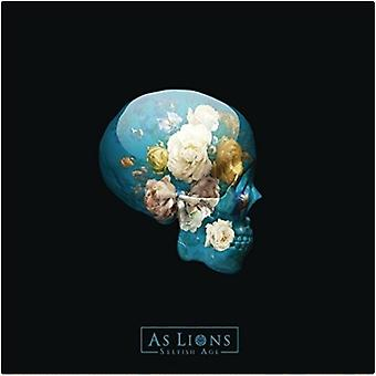 As Lions - Selfish Age [CD] USA import
