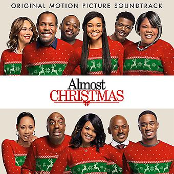 Almost Christmas - Soundtrack - Almost Christmas - Soundtrack [CD] USA import