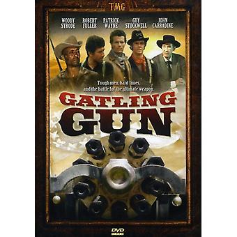 Gatling Gun (1972) [DVD] USA import