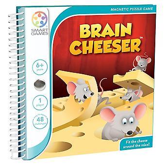 Inteligentne gry mózgu Szwajcar magnetyczne Puzzle gra