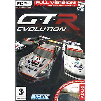 GTR Evolution (PC) - Werksgedichtet