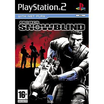 Project Snowblind (PS2) - New Factory Sealed