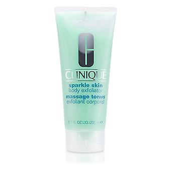 Scintilla di Clinique pelle esfoliante corpo - 200ml / 6.7 oz