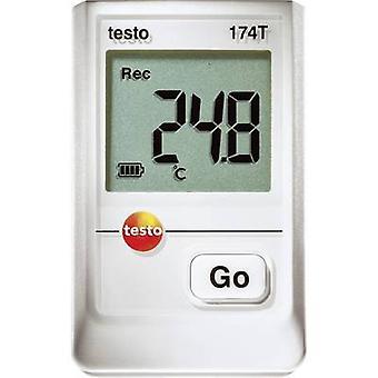 testo 174T Temperature data logger Unit of measurement Temperature -30 up to +70 °C