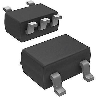 Liniowy IC - czujnik temperatury, konwerter Microchip Technology MCP9700T-E/LT analogowe, scentralizowane SC 70 5