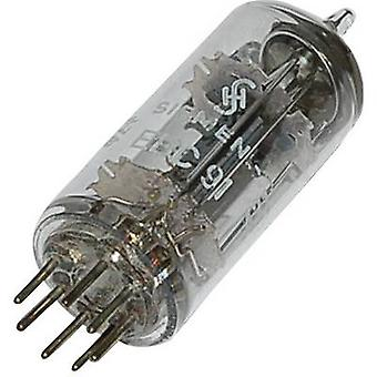 EBC 91 = 6 AV 6 Vacuum tube Double diode triode 250 V 1.2 mA Number of pins: 7 Base: B7G Content 1 pc(s)