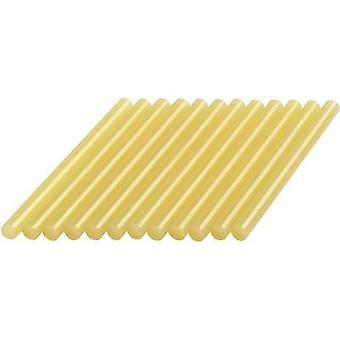 Dremel GG03 Smältlimpinnar 7 mm 100 mm Genomskinligt gul 65 g 12 st
