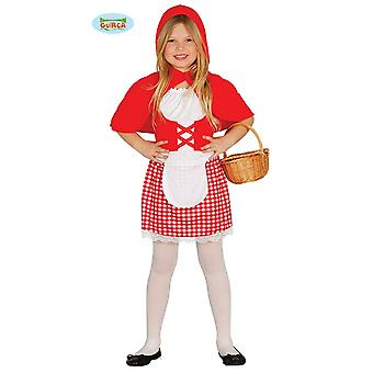 Guirca kostume little Red Riding Hood eventyr