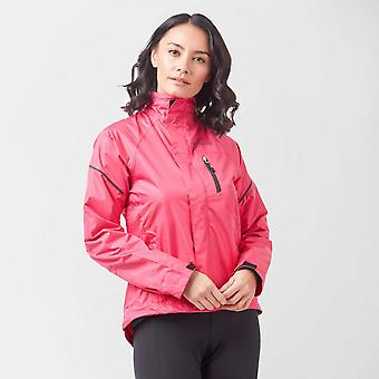 New Altura Women's Nevis III Waterproof Weather Cycling Jacket Red