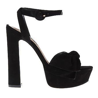 Steve Madden dame Frederiks Platform sandaler stilethæle spænde fastgørelse