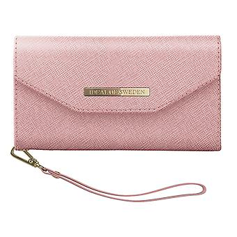 iDeal of Sweden Mayfair Clutch till iPhone 8 Plus - Rosa