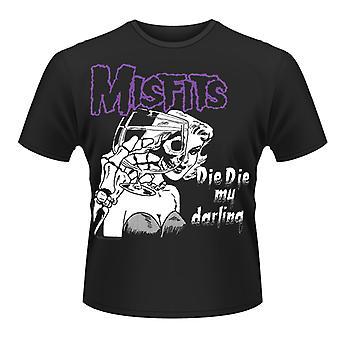 Misfits Die Die My Darling T-Shirt