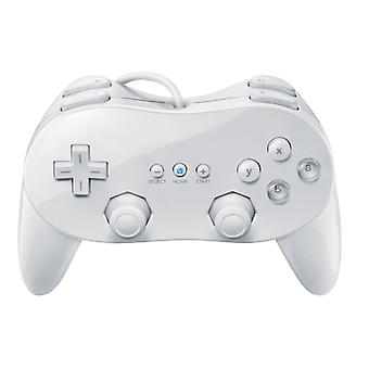 Nintendo Wii Classic Controller Pro (weiß)
