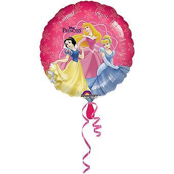 Amscan 18-дюймовый Disney Принцесса циркуляр фольги шар