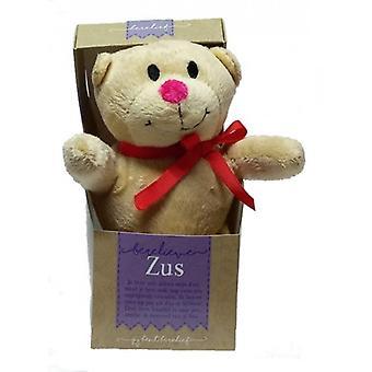 "Berelief cadeau ""Zus"""