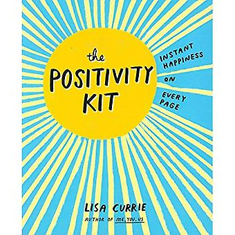 Le Kit de positivité: Bonheur instantané sur chaque Page