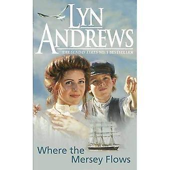 Waar de Mersey stroomt