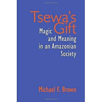 Tsewa & s gåva: magi och mening i en Amazonas samhället