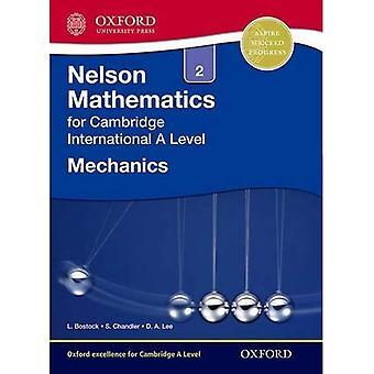 Mekanik 2 för Cambridge International A nivå
