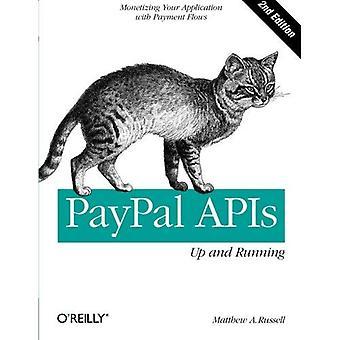 APIs do PayPal: Up e execução