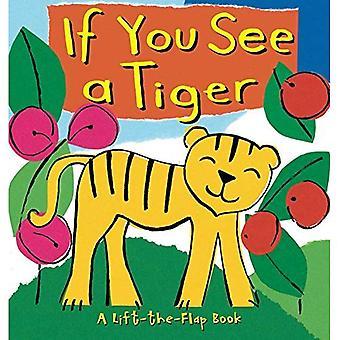Si vous voyez un tigre