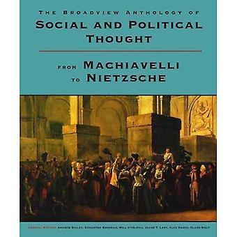 Broadview antologin sociala och politiska tänkandets