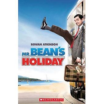 Mr Bean's Holiday (Scholastic ELT Readers)